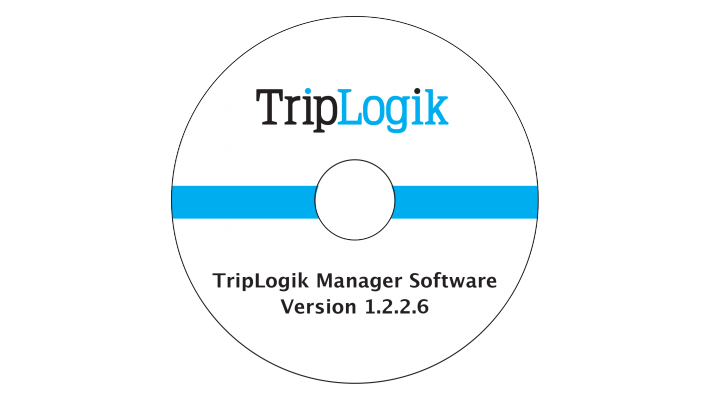 CD d'installation du gestionnaire TripLogik version PC