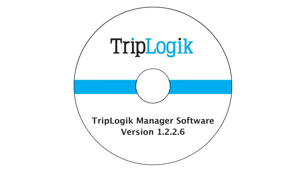 CD d'installation du gestionnaire TripLogik version PC